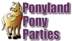 Ponyland Pony Parties, Inc. is Cleveland & Northeast Ohio's Premier Pony Party Company - Pony Rides & Petting Zoo for Children's Parties